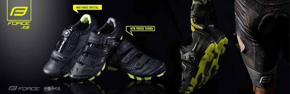 Sapatos BTT
