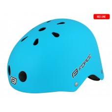 Capacete - L/XL - FORCE BMX, azul