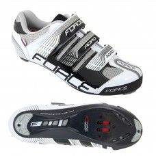 Sapatos FORCE ROAD, pr/br
