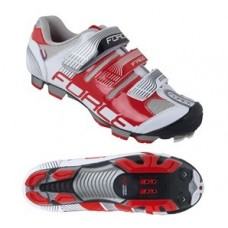 Sapatos FORCE MTB FREE, br/vm