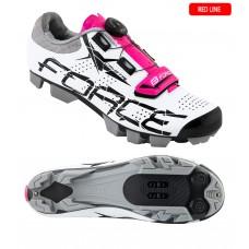 Sapatos FORCE MTB CRYSTAL lady, br/rs